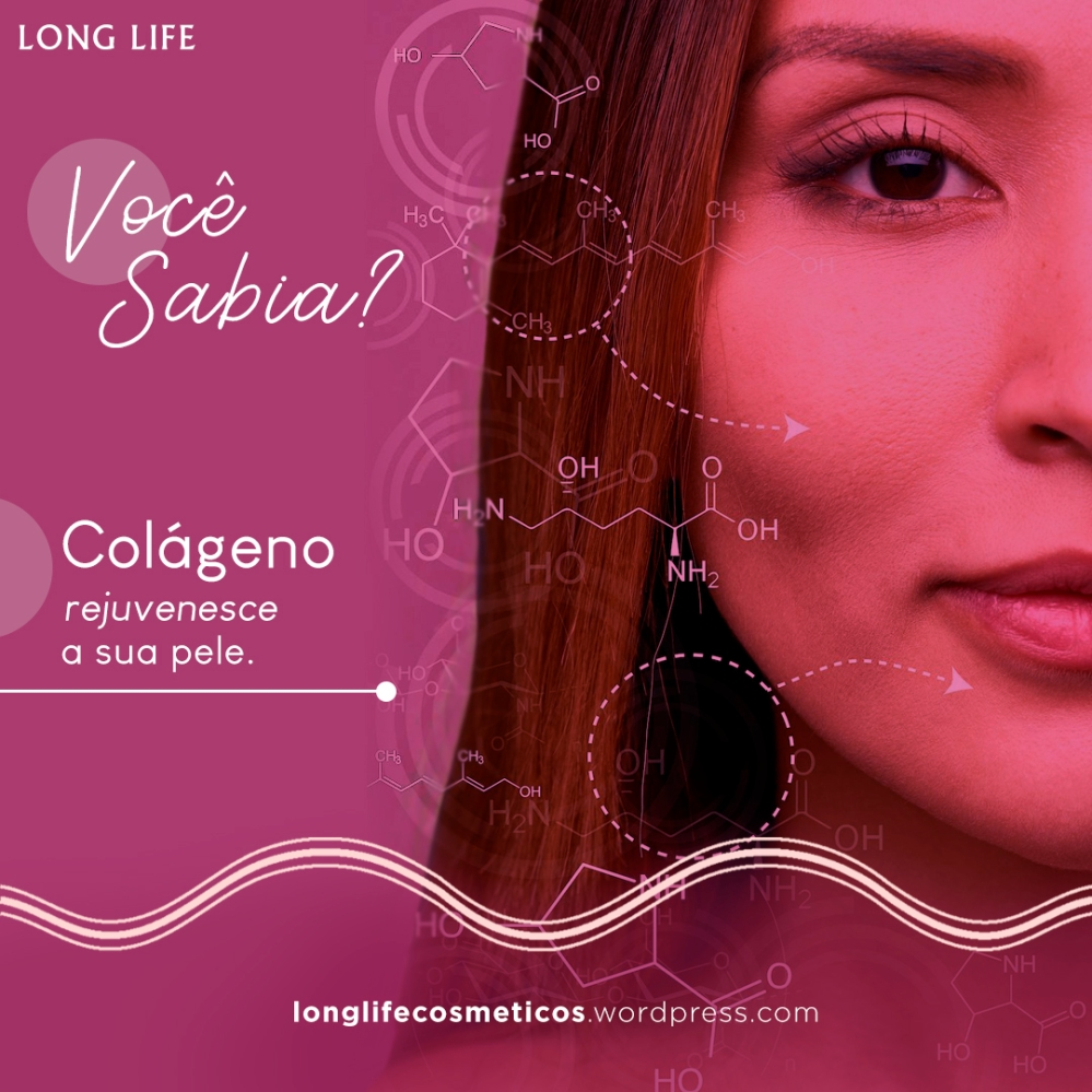 colágeno rejuvenesce